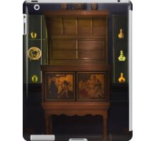 A cabinet iPad Case/Skin