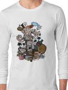 Go SF Long Sleeve T-Shirt