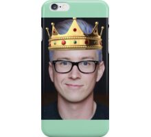 Tyler Oakley with Crown iPhone Case/Skin