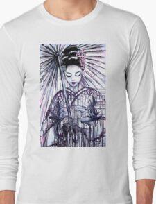 Modern Geisha Long Sleeve T-Shirt