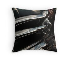 American Graffiti Throw Pillow