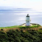 Cape Reinga Lighthouse by Andrew S