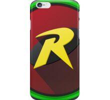 Robin - Logo V.01 iPhone Case/Skin