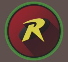 Robin - Logo V.01 by Bradley Carpenter