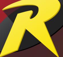 Robin - Logo V.01 Sticker