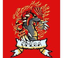 Omega Photographic Print