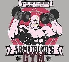 Strong Arm Gym by AutoSave