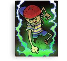 Earthbound Hero Canvas Print