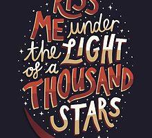 A THOUSAND STARS by elisavictoria