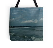 Narragansett Beach after the Storm Tote Bag