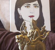 Goddess  by Sunil