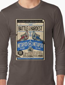 Battle of the Century Long Sleeve T-Shirt