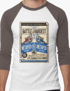 Battle of the Century Men's Baseball ¾ T-Shirt