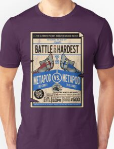 Battle of the Century Unisex T-Shirt