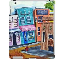 Nicks Place iPad Case/Skin