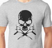Rock N' Roll Hairdresser Unisex T-Shirt