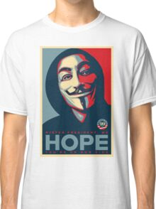 Anonymous - Hope Classic T-Shirt