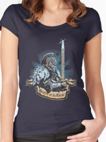 Bearer of the Curse Women's Fitted Scoop T-Shirt
