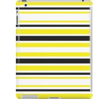 Bumble Bee Stripes iPad Case/Skin