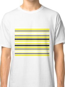 Bumble Bee Stripes Classic T-Shirt
