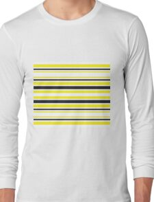 Bumble Bee Stripes Long Sleeve T-Shirt
