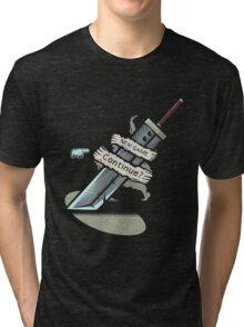 Continue Tri-blend T-Shirt