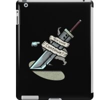 Continue iPad Case/Skin