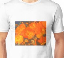 Wild Poppies (oil on canvas 23 X 30 cm) Unisex T-Shirt