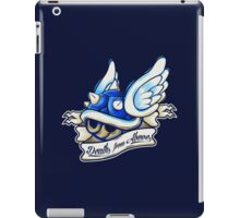 Death from Above iPad Case/Skin