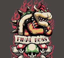 Final Boss by AutoSave