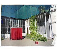 le musée de la marionnette à Tournai. Belgique Poster