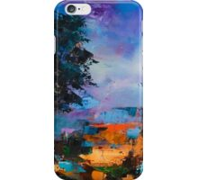 By the Canyon iPhone Case/Skin