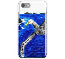 A is for Albatross iPhone Case/Skin