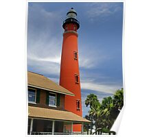 Ponce de Leon Lighthouse Poster