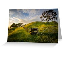 One Tree Hill (2) Greeting Card