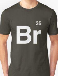 Br 35 -Breaking Bad Periodic T-Shirt