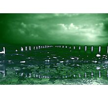 Alien Henge Photographic Print