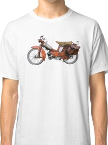 Vintage French Motobecane Moped Classic T-Shirt