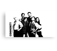 Community season 6 Canvas Print