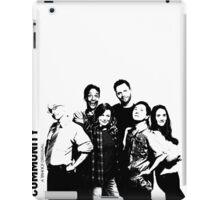 Community season 6 iPad Case/Skin