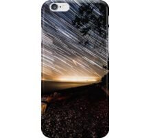 Star Trails. iPhone Case/Skin