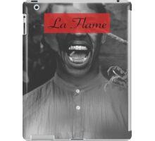 Travi$ Scott 'La Flame' (Black) iPad Case/Skin