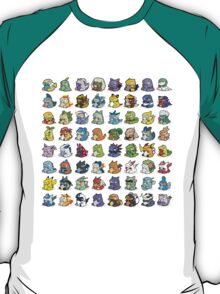 substitute move as pokemons T-Shirt