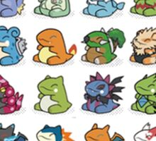 substitute move as pokemons Sticker