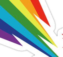 The Rainbooms Sticker