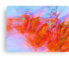 Mountain Fire-Available As Art Prints-Mugs,Cases,Duvets,T Shirts,Stickers,etc Canvas Print