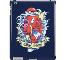 Karp Diem iPad Case/Skin