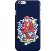 Karp Diem iPhone Case/Skin