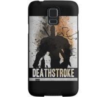 Deathstroke Splash Samsung Galaxy Case/Skin