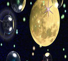 Space Oddessy by Virginia N. Fred